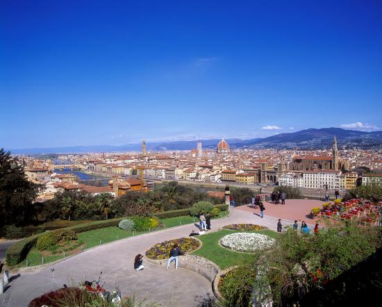 米开朗基罗广场(Piazzale Michelangelo)