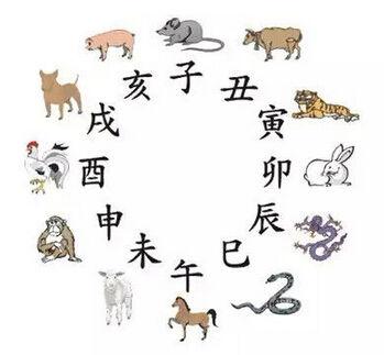 生肖,但至少说明十二地支与十二动物的对应关系已经