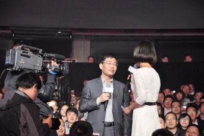 华润置地武汉大区副总经理兼合肥公司总经理黄淼先生