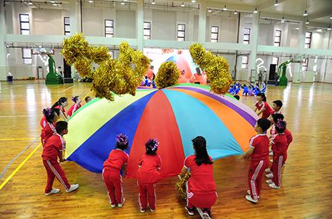 合肥高新区趣味幼儿园攻略民间体育游戏展演2023之旅首届中关村图片