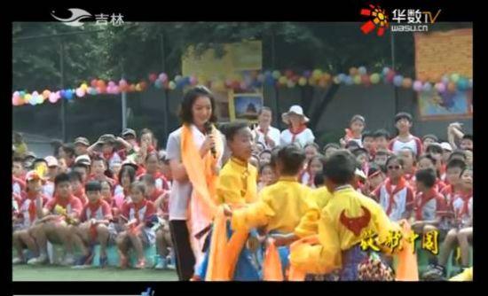 总政歌舞团青年歌唱家白雪-手牵手 共筑梦 国际儿童节大型公益演出