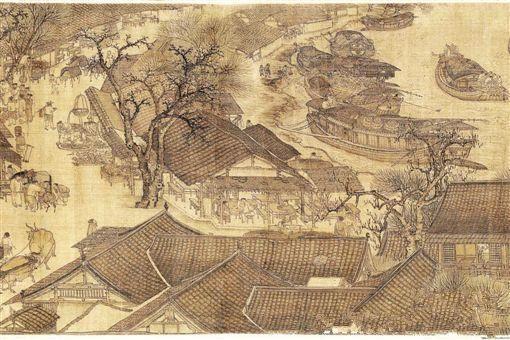 安徽亳州地图高清版画