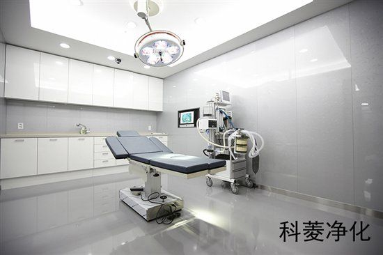 整形美容医院手术室装修设计方案图片