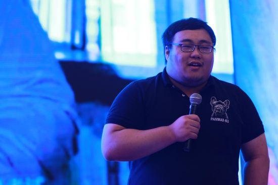 新东方合肥学校北美项目部总监姚宇西老师