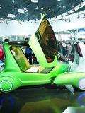 奇瑞概念车亮相北京车展