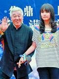 赵本山称15岁女儿是块演员料