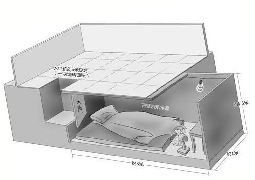 打工仔挖地窖囚禁孩:18岁安徽少女成性奴