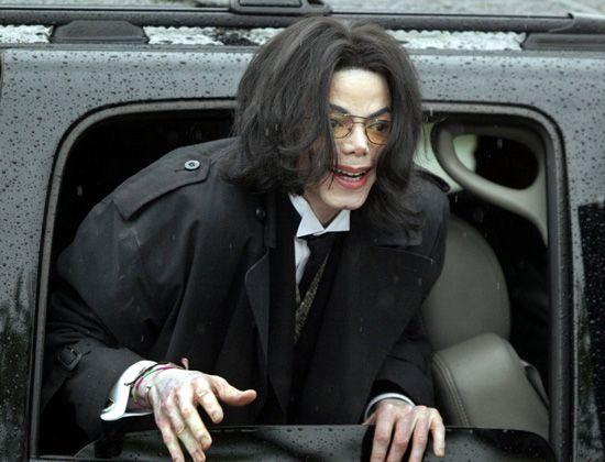 日记大曝光迈克尔杰克逊传奇一生被揭秘