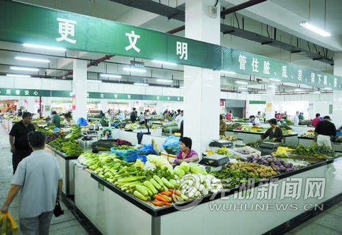 标准化菜市场:建得好更要管得好