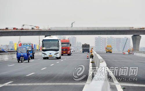 205国道市区段改造进展顺利