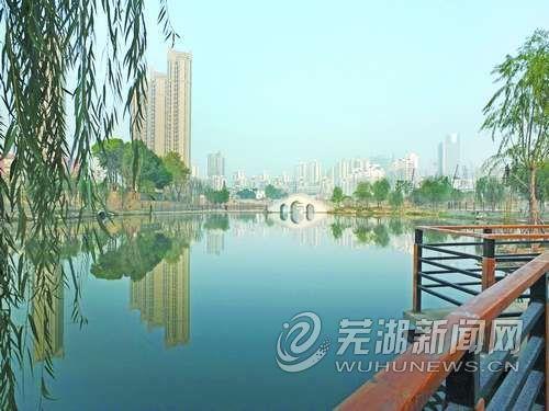 三潭公园新貌