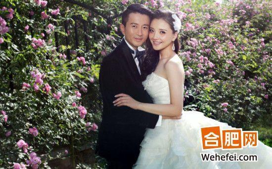 013年结婚的明星 蔡远航宋茜夫妇 图