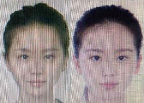 网友晒刘诗诗证件照 天然美女好评如潮