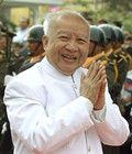 柬埔寨金边皇宫