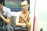地铁惊现女版文章