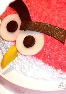 美食版愤怒的小鸟