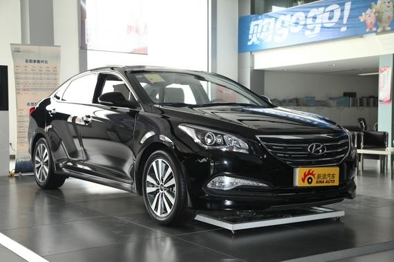 名图少量现车 购车最低14.98万元起售